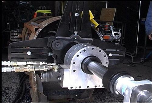 Расточной станок York 12-36 ET Hydraulic